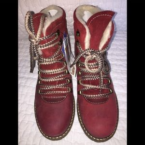 Bos & Co Howe hiking boots size 38 / 7.5